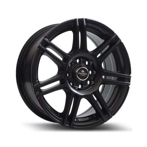 Forzza Nova Satin Black 800 alloy wheel