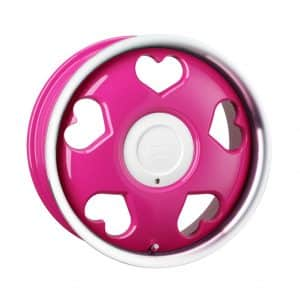 Tansy Love Pink Polish 1024 alloy wheel