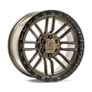 Axe AT5 Bronze Black Angle 1024 alloy wheel