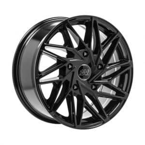 1AV ZX10 Transit Gloss Black 1024 alloy wheel