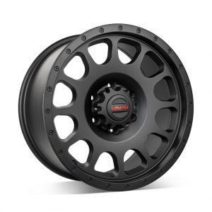 Wrath WT1 Satin Black 1024 alloy wheel