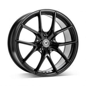 Wrath WF11 Gloss Black 1 alloy wheel